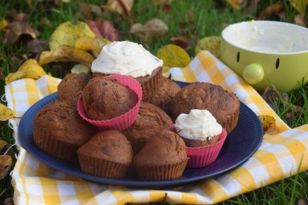 Squashmuffins, Udflugtsnacks, Blog, Ildfugl.com