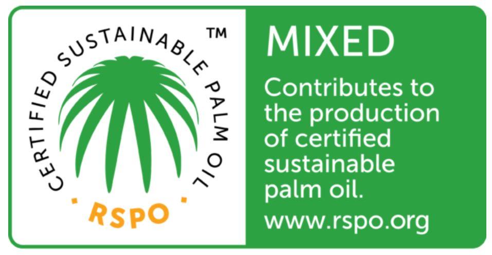 Skal du bruge fødevare med palmeolie. Se efter RSPO Certificeringen når du handler og gerne vil beskytte regnskoven. Ildfugl.com, Blog, Hverdagsaktivisme, Pas på palmeolien i din mad.